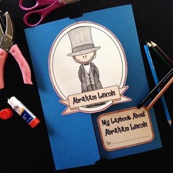 Abraham Lincoln Lapbook Kit