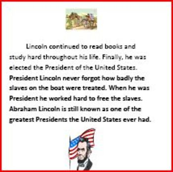 Abraham Lincoln: Lifetime Learner