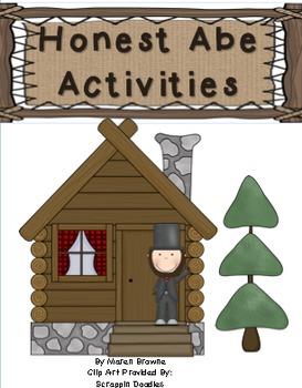 abraham lincoln log cabin president by maren browne tpt