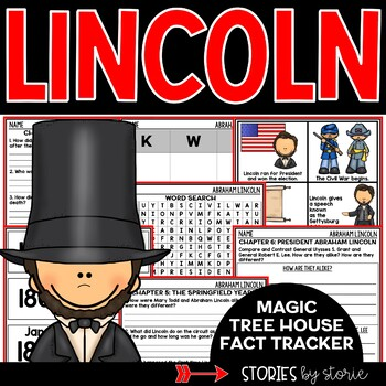 Abraham Lincoln (Magic Tree House Fact Tracker & Nonfiction Companion)