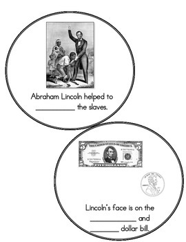 Abraham Lincoln Mini-Book