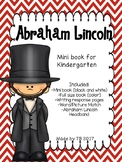 Abraham Lincoln Mini Book
