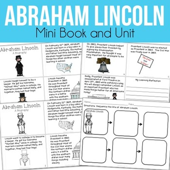 Abraham Lincoln |  Presidents Day Activities