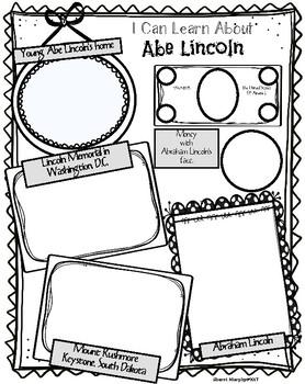 Abraham Lincoln: Mini Reading Activities