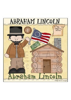 Abraham Lincoln~ NO LICENSE REQUIRED SET~