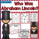 Abraham Lincoln, Presidents Day
