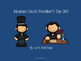 Abraham Lincoln President's Day Unit