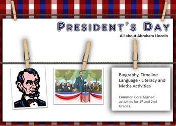 Abraham Lincoln - President's Day