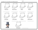 Abraham Lincoln:  President's Day, Worksheets, Morning Bell Work, Holiday