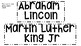 Abraham Lincoln/ Presidents Day supplemental activities