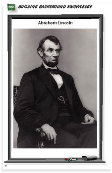 picture about Printable Pictures of Abraham Lincoln identify Abraham Lincoln - Printable Leveled Reader