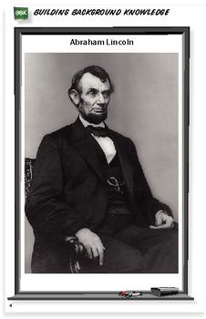 Abraham Lincoln - Printable Leveled Reader