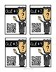 Abraham Lincoln: QR Code Scavenger Hunt & Research Lap Boo