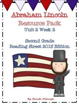 Abraham Lincoln Reading Street