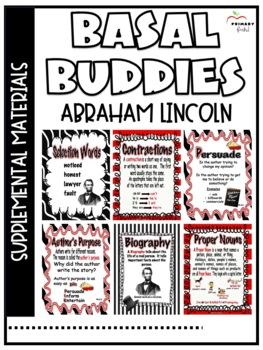 Abraham Lincoln-Reading Street (2013)2nd Grade Unit 2 Week 2
