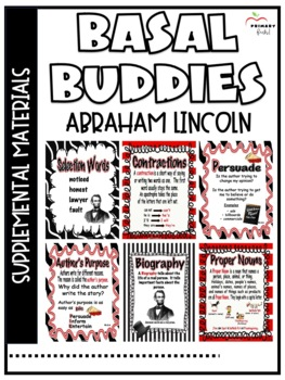 Abraham Lincoln-Reading Street (2013)2nd Grade Unit 2 Week 2