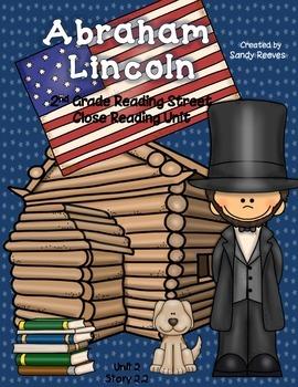 Abraham Lincoln Reading Street 2nd Grade Close Reading