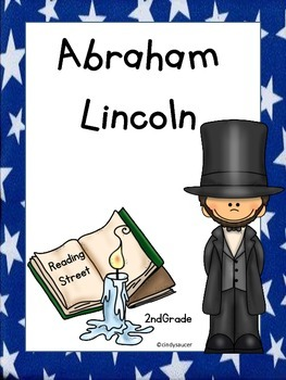 Abraham Lincoln, Reading Street, 2nd Grade, Unit 2, Week 2, Centers