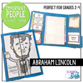 Abraham Lincoln Research Lapbook