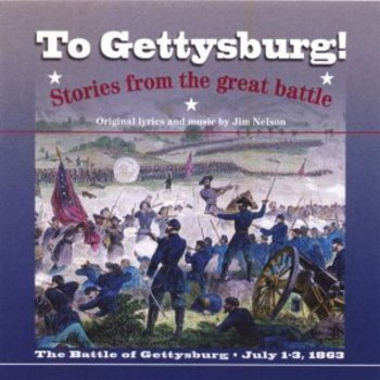 Abraham Lincoln Rode Into Gettysburg