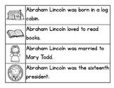 Abraham Lincoln Sentences