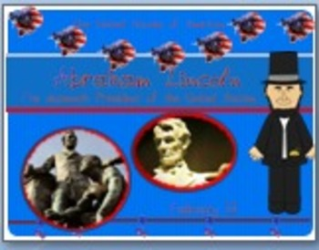 Abraham Lincoln Story Power Point Presetation