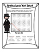 Abraham Lincoln Nonfiction Reading Comprehension and Questions