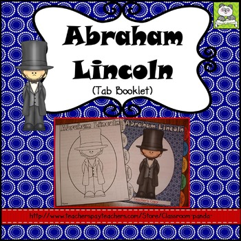 Abraham Lincoln Tab Booklet
