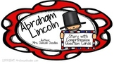 Abraham Lincoln Text with comprehension questions