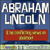 Abraham Lincoln: The Great Emancipator? Was Lincoln Anti-Slavery? Lincoln DBQ!