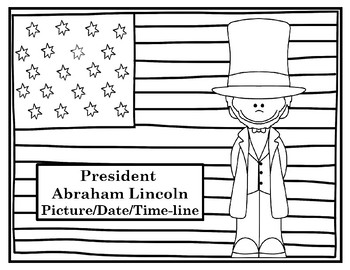 Abraham Lincoln Time-line/Mural