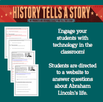 Abraham Lincoln: Web-Based Questions
