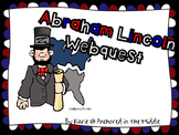 Abraham Lincoln Webquest Scavenger Hunt