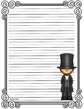 President's Day Activity/Abraham Lincoln