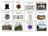 Abraham Lincoln and George Washington Venn Diagram