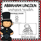 Abraham Lincoln emergent reader