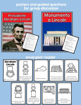 Abraham Lincoln in Spanish, Presidents