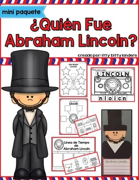 Abraham Lincoln, Presidents Day in SPANISH