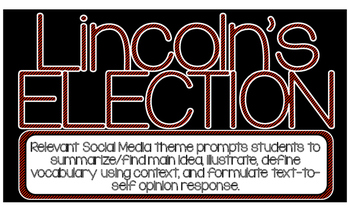 Abraham Lincoln's Election