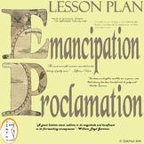 Emancipation Proclamation - Civil War - Lesson Plan