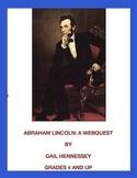 Abraham Lincoln(Webquest)