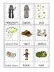 Abraham and Sarah 3 Part Matching printable game. Preschool Bible Study Curricu