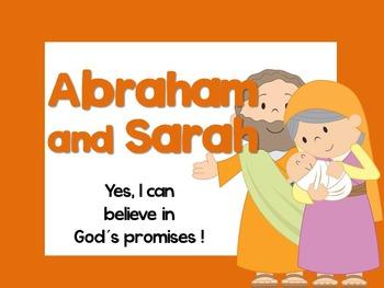 Abraham and Sarah- Bible Lesson