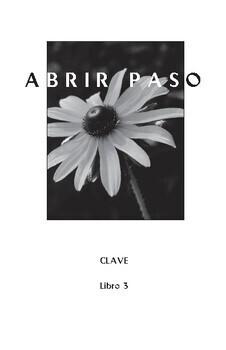 Abrir paso Libro 3 - ANSWER KEY - CLAVE - FREE