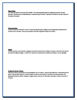 Absalom, Absalom! - Faulkner - Group Critical Response Questions