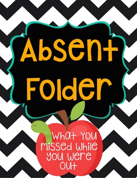 Absent Binder Covers