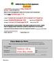Absent Documentation Form