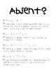 Absent FAQ