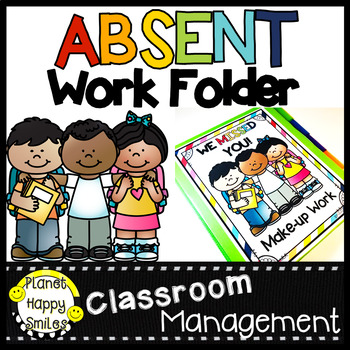 Absent Folder for Make-up Work