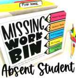 Absent Student Organizational Kit
